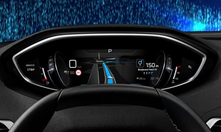 Découverte vidéo exclusive - Peugeot Unis, le studio de création du i-cockpit du 3008