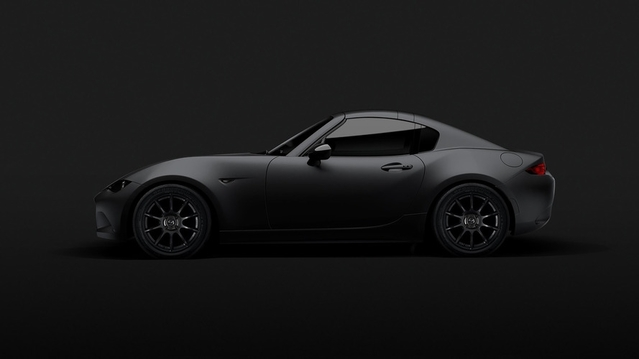 Sema Show Las Vegas 2016 - la Mazda MX-5 en mode speedster