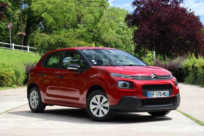 Essai – Citroën C3 1,2 PureTech 68 (2017) : que vaut la moins chère des C3?