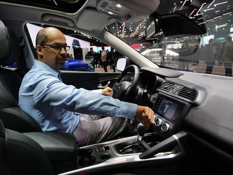 Il est vraiment dommage que Renault n'ait pas décidé d'investir plus massivement dans l'habitacle de son SUV.