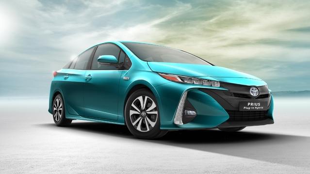 La Prius rechargeable est la seule Toyota dotée de ce type de motorisation. Cela n'a pas incité les designers à mettre de l'eau dans leur vin, au contraire.