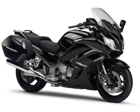 Nouveauté 2014: Yamaha FJR1300 AE