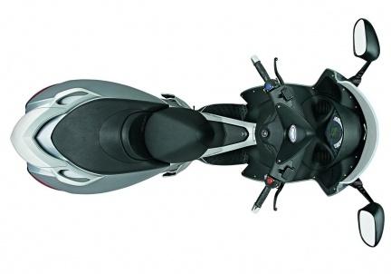 Spidermax 500 RS 2008, le nouveau sportif de Malaguti!