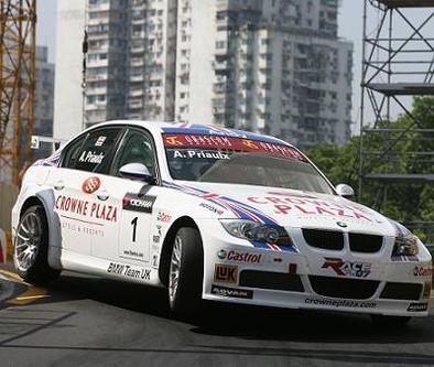 WTCC - Macau: Menu en pole pour une finale à suspense