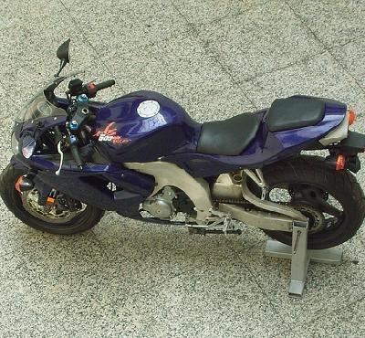 Subaru se lance dans la moto !