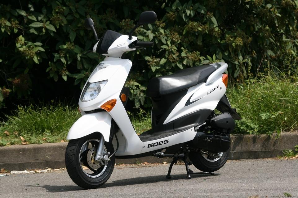Nouveauté Scooter : Le Goes Light 2 50 cm3