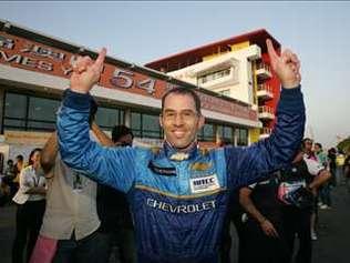 WTCC - Macau M.1: Menu passe, Muller casse, Priaulx sauvé des eaux