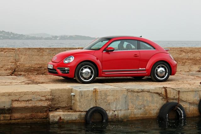 Essai vidéo - Volkswagen Coccinelle restylée : le dernier sursaut du coléoptère?