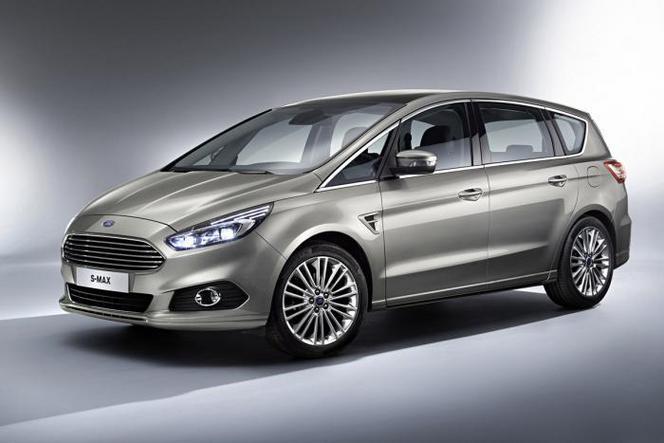 Salon de Genève 2015 - Ford S-Max : toujours aussi dynamique