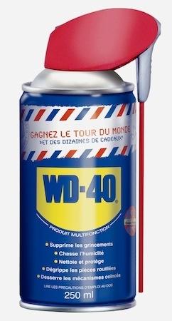 """WD-40: un tour du monde à gagner pour le lancement du nouveau format de spray """"Double Position"""""""