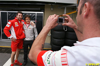Formule 1 2008: Le point sur Alonso