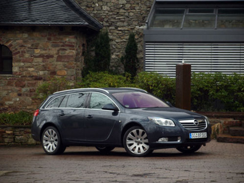 Essai Opel Insignia Sports Tourer Break De L Ann 233 E