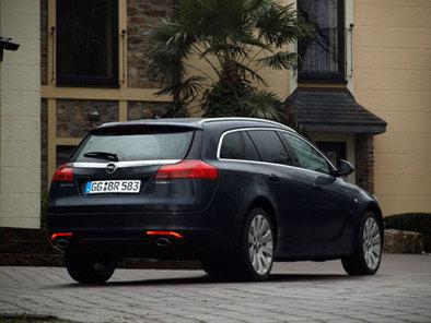 Essai - Opel Insignia Sports Tourer : break de l'année ?