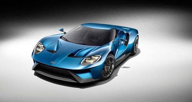Salon de Genève 2015 - Ford GT : retour d'une légende