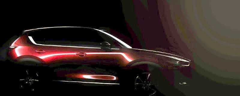 nouveau mazda cx 5 premier teaser. Black Bedroom Furniture Sets. Home Design Ideas