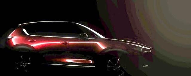 Nouveau Mazda CX-5 : premier teaser