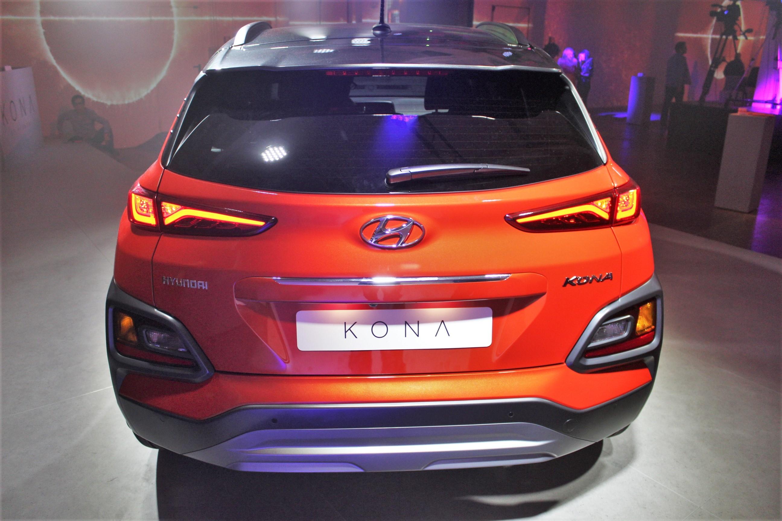 Hyundai Kona Fiche Technique >> Salon De Francfort 2017 Hyundai Kona Ose