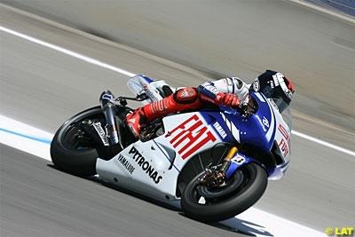 Moto GP - Allemagne: Lorenzo toujours prêt au combat