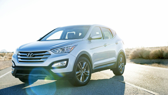 Guide des stands Mondial 2012 : Hyundai et la nouvelle Santa Fe