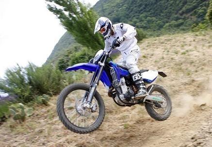 Sherco 2010 : une nouvelle enduro, la 300 I