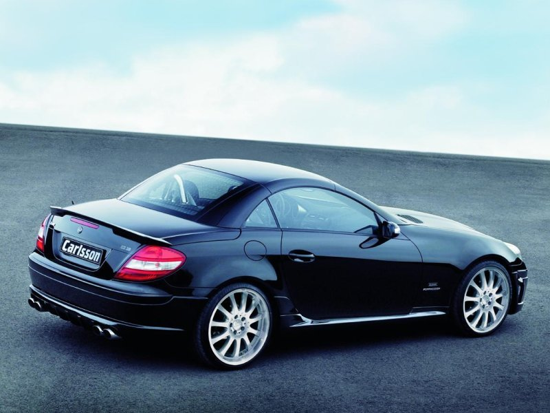 mercedes slk ck35 rs by carlsson tr s belles jantes. Black Bedroom Furniture Sets. Home Design Ideas