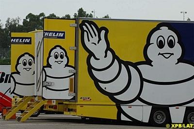 Moto GP: Michelin se donne plus de moyens