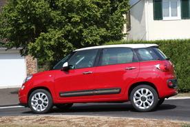 Essai  vidéo - Fiat 500 L  : la taille ne fait pas tout