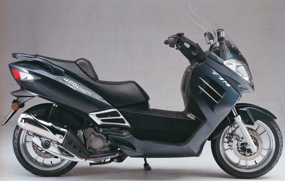Nouveauté 2008 : Sachs Bike 400