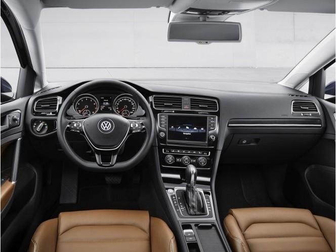 Mondial de Paris 2012 : VW Golf 7  - premières photos, premières infos