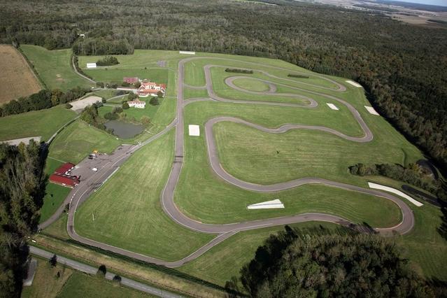 Circuit des Ecuyers : la piste utilisée par Caradisiac propose désormais le gardiennage