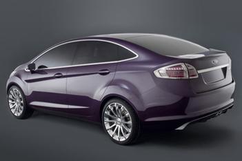 Concept Ford Verve 2: Mini Mondéo