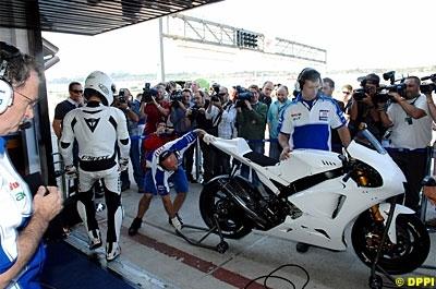 Moto GP: Yamaha s'inquiète du futur fonctionnement de son team