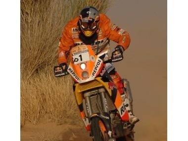 Dakar 2008 : honneur au Sahara