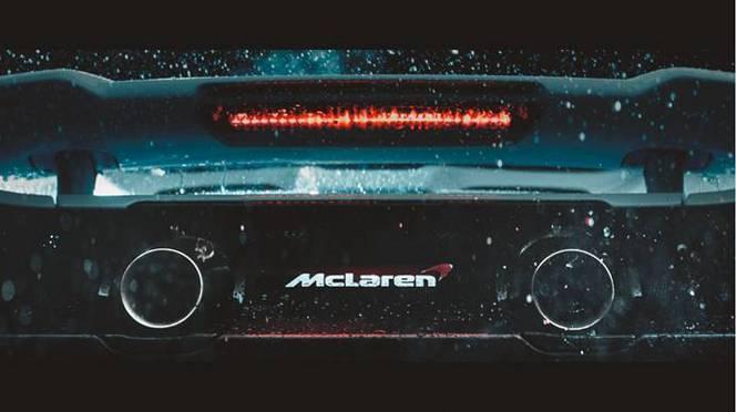 Salon de Genève 2015 - McLaren 675 LT : plus puissante que la Ferrari 488 GTB