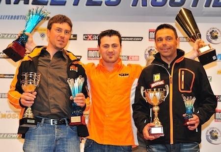 Julien Toniutti remporte le 55ème rallye de la Sarthe