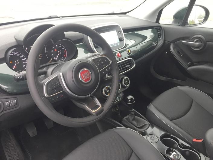 Essai vidéo - Fiat 500X 2018: au carré