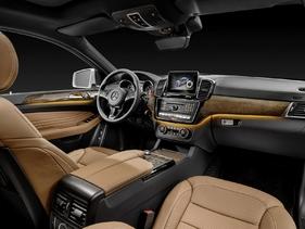 Salon de Genève 2015 - Mercedes GLE Coupé : le BMW X6 n'est plus seul