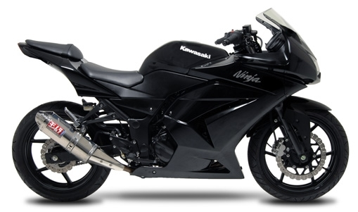 La ninja 250 fera grand bruit grâce à Yoshimura