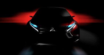 Salon de Genève 2015 - Mitsubishi SUV Concept, Lancer de demain
