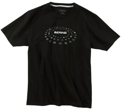Eté 2009, des Tee-shirts estampillés Bering.