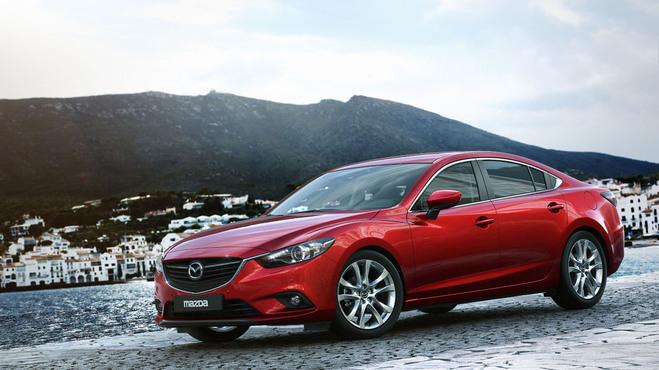Guide des stands Mondial 2012 : Mazda en forme après Moscou
