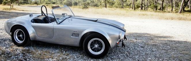 Vidéo - La minute du propriétaire :  Shelby Cobra 289 F.I.A - L'inconduisible