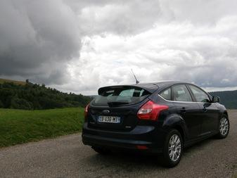 Essai - Ford Focus 1.0 EcoBoost 125 ch : ma voiture de l'année