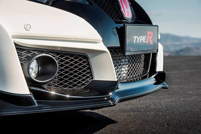 Genève 2015 : Honda montre une partie de la Civic Type R