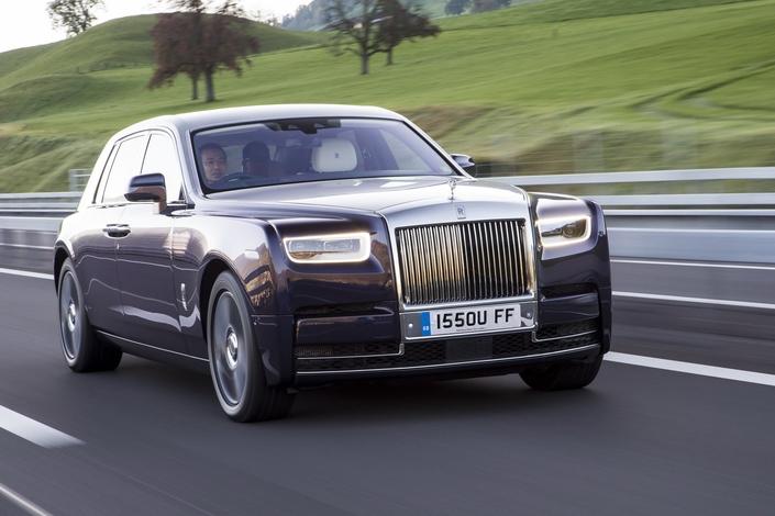 Du Bitcoin contre des Rolls-Royce