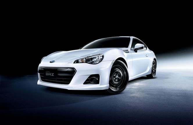 Subaru met à jour son coupé sportif BRZ ... au Japon