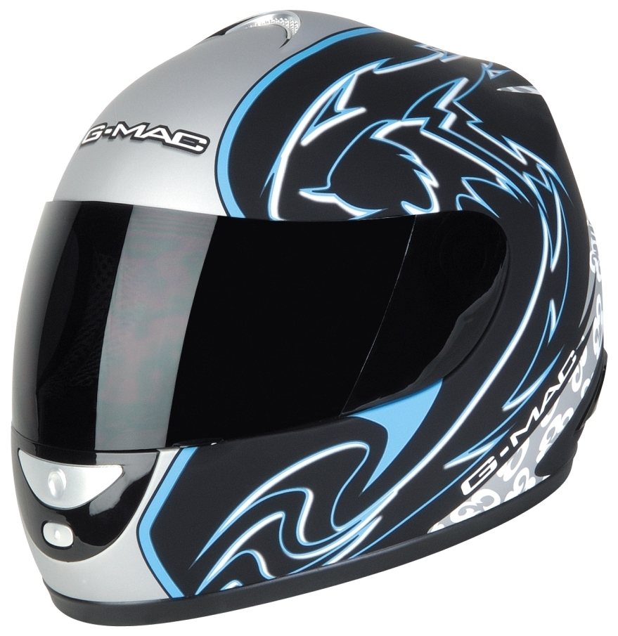 Casque : G-Mac Jaguar