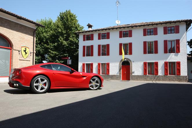 Essai - Ferrari F12 berlinetta : phénoménale !
