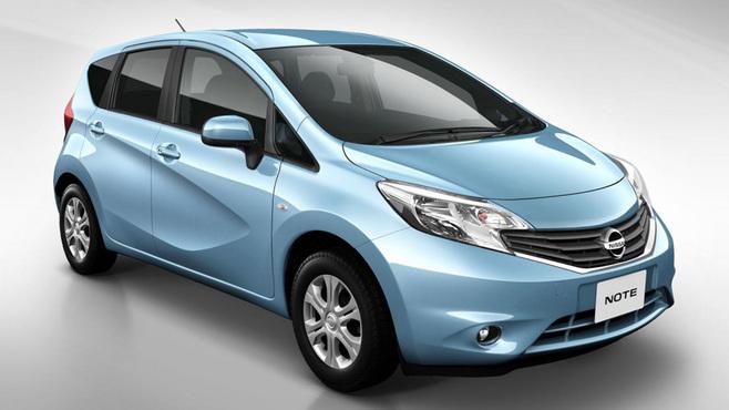 Guide des stands Mondial 2012 : La nouvelle Note de Nissan