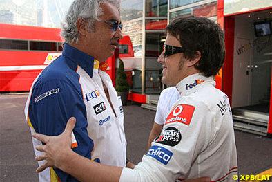 """Formule 1: Alonso - Renault: """"Trois ans ou rien"""""""